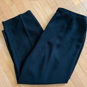 Size 20W Black Dress Pant with Stretch Waist
